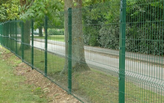 security fencing in Plymouth